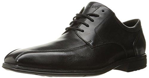 Rockport Mens Fairwood Macudam Oxford Black 2