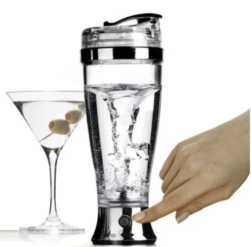 NPLE--Automatic Mixer Mixing Blender Cup Bottle Shaker Pr...