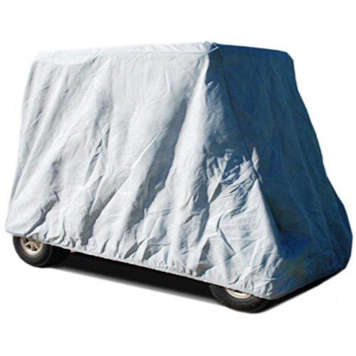 (CarsCover HD Waterproof UTV Cart Cover 5 layer storage covers For Polaris, Yamaha, Kawasaki (Fit up to 132 inch long))