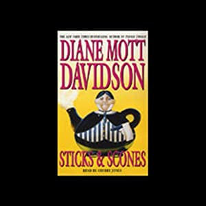 Sticks and Scones Audiobook
