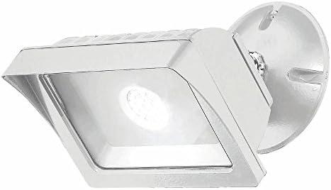 Designers Fountain FL2016N40-06 Integrated Led Adjustable Single-Head White Outdoor Flood Light, 1775 lm, 4000K