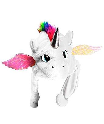 Partylandia Gorro de Unicornio - Sombreros, Gorros, Cascos y Diademas