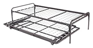 Trundle Bed Pop-up, High Rise, Top Spring Combo Package
