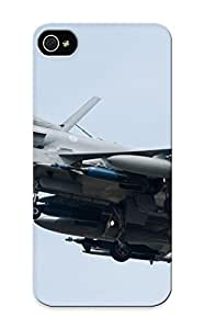 Trolleyscribe Snap On Hard Case Cover Mcdonnell Douglas F15 Eagle Protector For Iphone 5/5s wangjiang maoyi