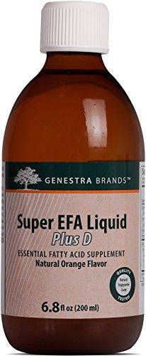 Cheap Genestra Brands – Super EFA Liquid Plus D – Supports Optimal Bone, Cardiovascular, and Cognitive Health* – 6.8 fl oz (200 ml)