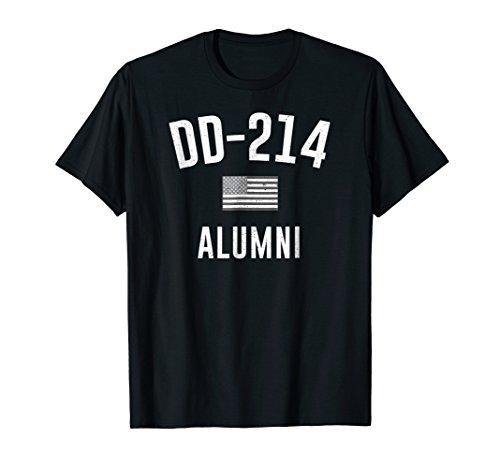 Military DD-214 Shirt Armed Forces DD214 Tee