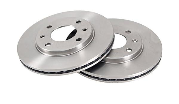 ABS 15880 Discos de Frenos, la Caja Contiene 2 Discos de Freno: Amazon.es: Coche y moto