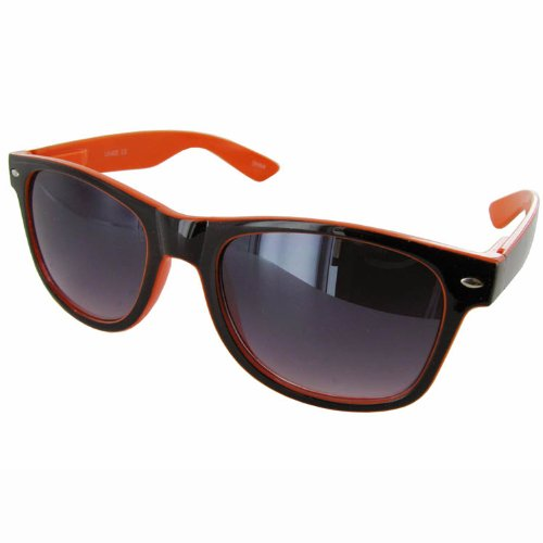 Fashion Eyewear Wayfarer Style Multi-Color Sunglasses
