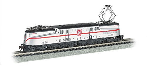 Bachmann Industries Gg 1 Dcc Ready Electric Prr #4866 for sale  Delivered anywhere in USA