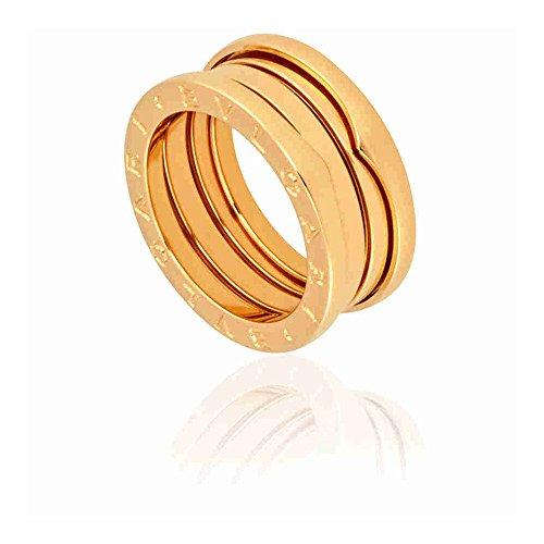 Bvlgari B-Zero1 18kt Yellow Gold Ladies Ring 323520