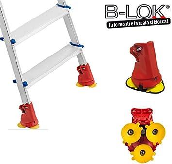 Pies/topes tope de escalera/Escaleras/scaletti con ventosas Framar – B-LOK: Amazon.es: Bricolaje y herramientas