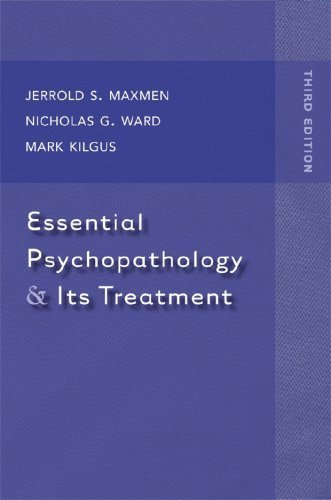 [ [ [ Essential Psychopathology and Its Treatment[ ESSENTIAL PSYCHOPATHOLOGY AND ITS TREATMENT ] By Maxmen, Jerrold S. ( Author )Mar-01-2009 Hardcover