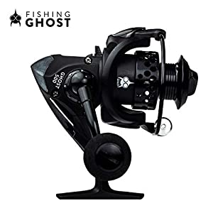Ultralight Spinning Reel 180g Canal Lure...