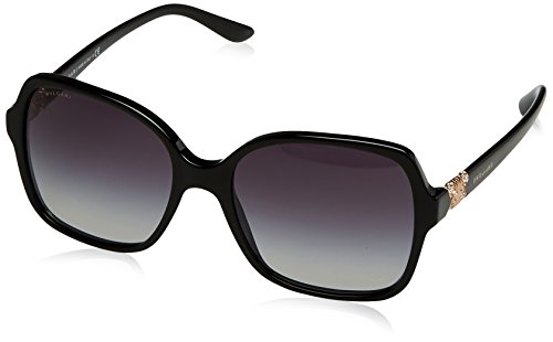 Bvlgari BV8164B 501/8G Black BV8164B Butterfly Sunglasses Lens Category 3 ()