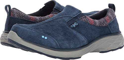 Ryka Women's Terrain Sneaker, Navy/Blue/Grey, 9.5 M US from Ryka