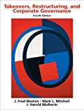 img - for Takeovers, Restructuring, and Corporate Governance (4th Edition) book / textbook / text book