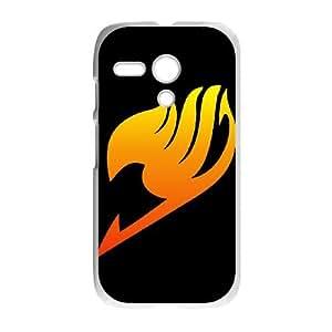 Motorola G Cell Phone Case White Fairy Tail EG6542040