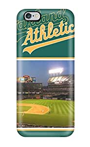 Evelyn Alas Elder's Shop oakland athletics MLB Sports & Colleges best iPhone 6 Plus cases 9578473K535439260