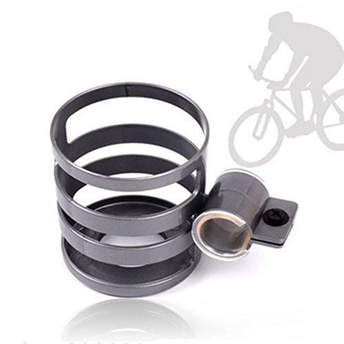 Water Bottle Cages, Bike Cup Adjustable Rack Handlebar Bicycle Bottle - Lightweight Plastic Cover Mount Cycling Bottles Holder & Bracket Drink