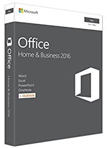 Microsoft Office Home and Business 2016| Mac
