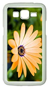 case best coversorange gerbera flower hd PC White case/cover for Samsung Galaxy Grand 2/7106