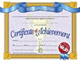 14 Pack HAYES SCHOOL PUBLISHING CERTIFICATES OF ACHIEVEMNET 30/PK