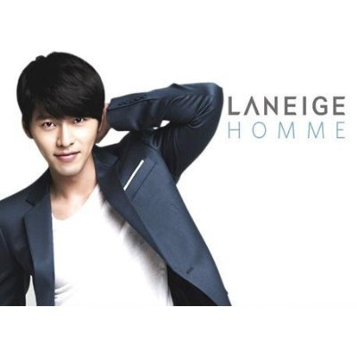 KOREAN COSMETICS, AmorePacific_ Laneige Homme, PURE BRIGHTENING 2-piece set (PEELING CLEANSER 150ml + ESSENCE...