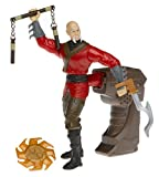 Batman Begins Movie Battling Figure Total Control Ras Al Ghul