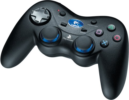 - Logitech PlayStation 2 Cordless Action Controller