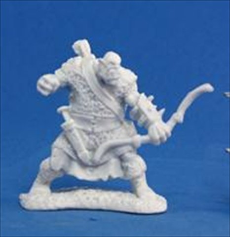 Reaper Orc Sniper with Bow 77056 Miniatures
