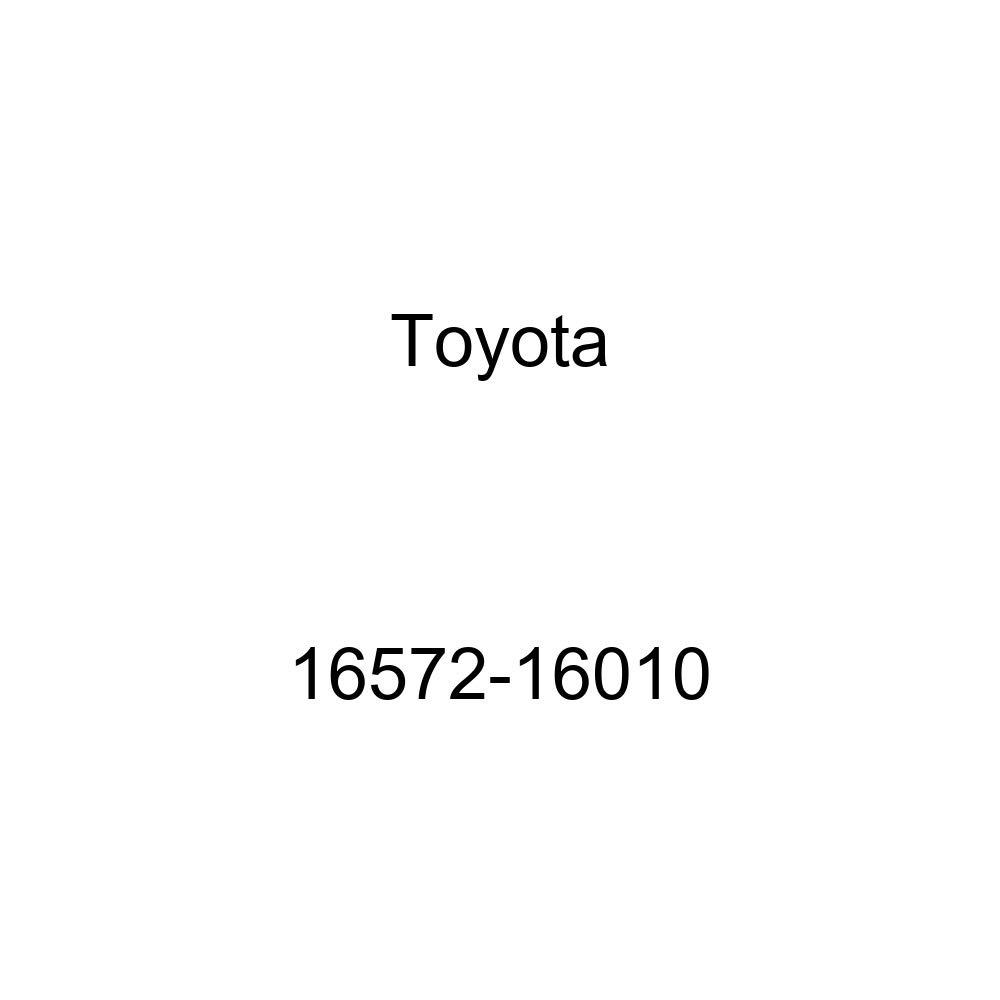 Genuine Toyota 16572-16010 Radiator Hose Outlet