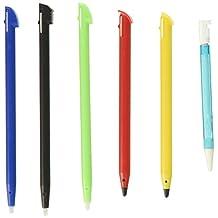 PDP Rainbow Stylus Pack - Nintendo 3DS