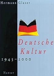Deutsche Kultur 1945 - 2000