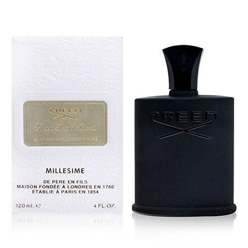 Green Irish Tweed By Creed For Men. Millesime Spray 4.0 Oz (Packaging May Vary)