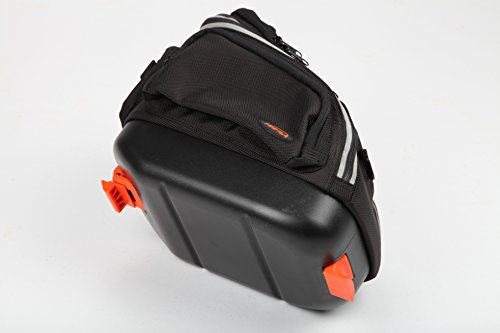 Ibera Fahrrad Fahrradtasche abnehmbare Tasche NEU
