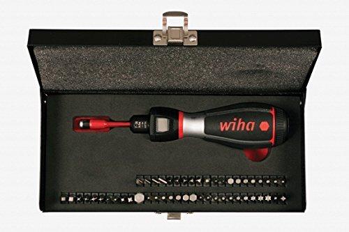 Wiha 28892 7-26-Inch/Pound iTorque Set, 52-Piece by WIHA [並行輸入品] B0184W5GBS