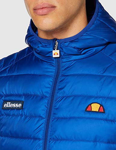 Ellesse Lombardy Bubble Jacket Navy