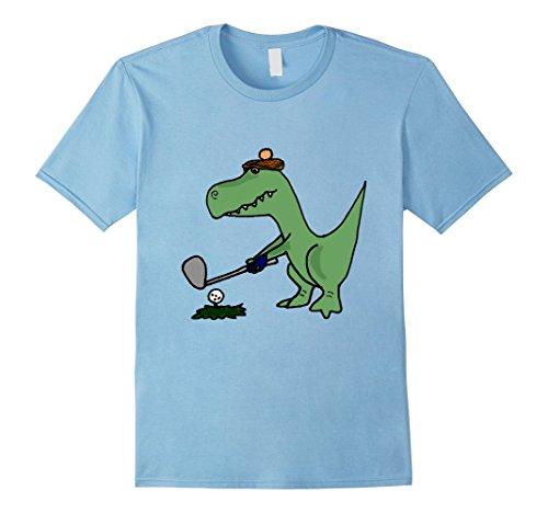 Smiletodaytees Funny Dinosaur Playing T shirt product image