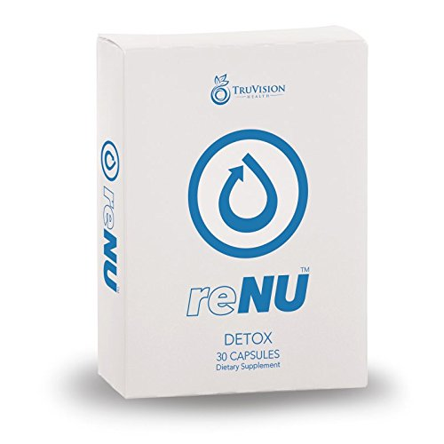 TruVision Health Renu Detox 30 Capsules by TruVision