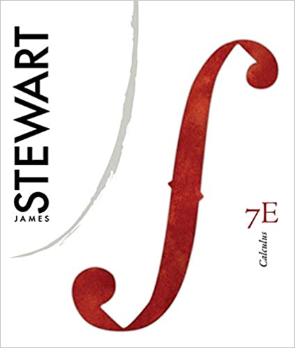 James Stewart Calculus 7th Edition Solutions Manual Pdf