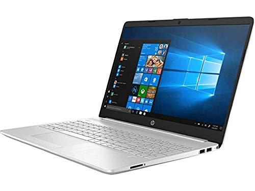 (Renewed) HP Laptop 15s-du0096TU IN-Core i5-8265U 8th Gen/8GB DDR-4/256GB SSD/Windows 10 Home/Intel® UHD Graphics 620/2.04 kg/Natural Silver/15.6-inch