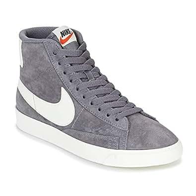 Amazon.com | Nike Womens Blazer Mid Vintage Suede Fashion