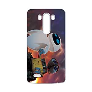 SANLSI wall-e and eve wide Case Cover For LG G3 Case