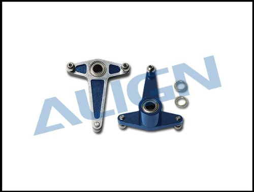 Align/T-Rex Helicopters 600/600N Metal Aileron Lever, Blue