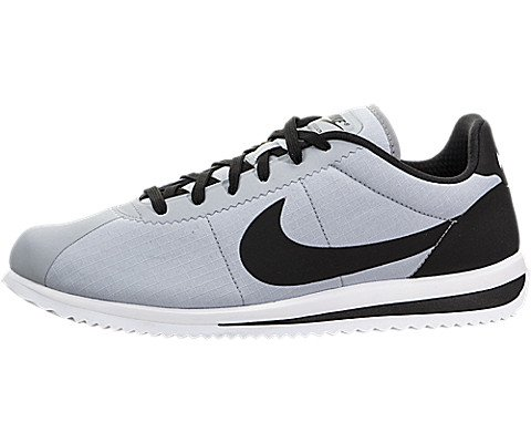 Nike Mens Cortez Ultra Wolf Grey/Black White Casual Shoe 10 Men US