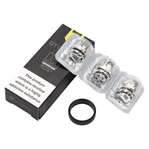 Vaporesso GT Cores GT4 Ersatzspulen 0,15 Ohm elektronische Zigarette Ersatzspulenkopf für Revenger Kit NRG Tank (GT4 0…