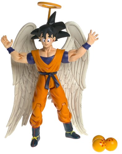Amazon Dragonball Z Series 60 Action Figure Babidi Saga Goku Adorable Bownloab Rade Ba Idi