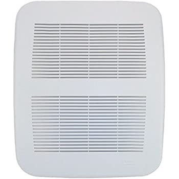 NuTone 84607000 Grille Assembly for QT80 and QT110 Fans. Broan NuTone 97011723 Ceiling Fan Grille with Springs   Bathroom
