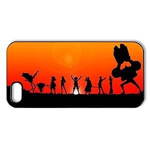 Cartoon & Anime One Piece iPhone 5/5S Case Hard Durable iPhone 5/5S Case