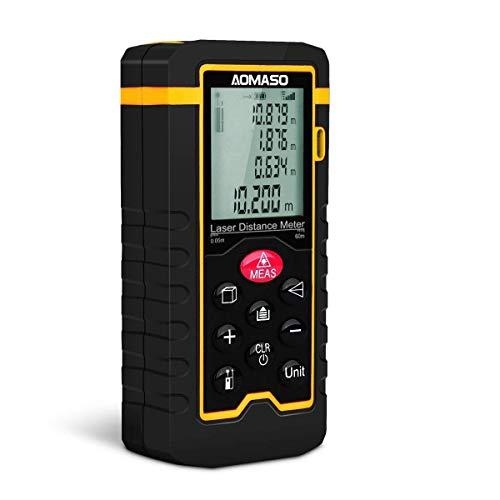 Laser Distance Measurement, Aomaso 60Meter...